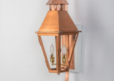 WS Roofing | Electric vs. Gas Lanterns: Which is Best for You?