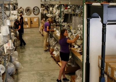 Discount Lighting Showroom Opens | Moultrie News
