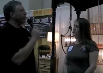 Video Interview: Charleston Home & Design Magazine