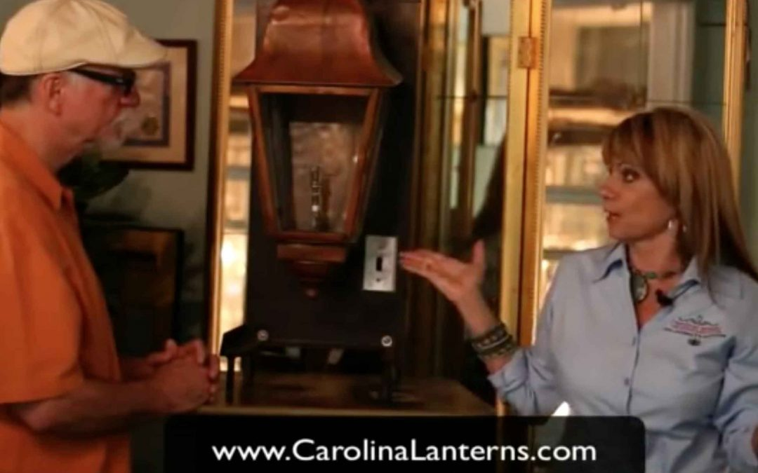 Preferred Local Provider for Custom Lantern: Carolina Lanterns