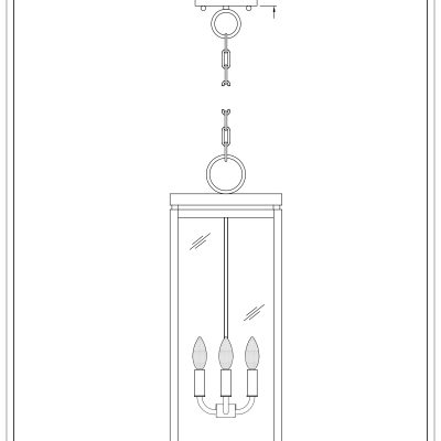 Frisco Hanging Pendant
